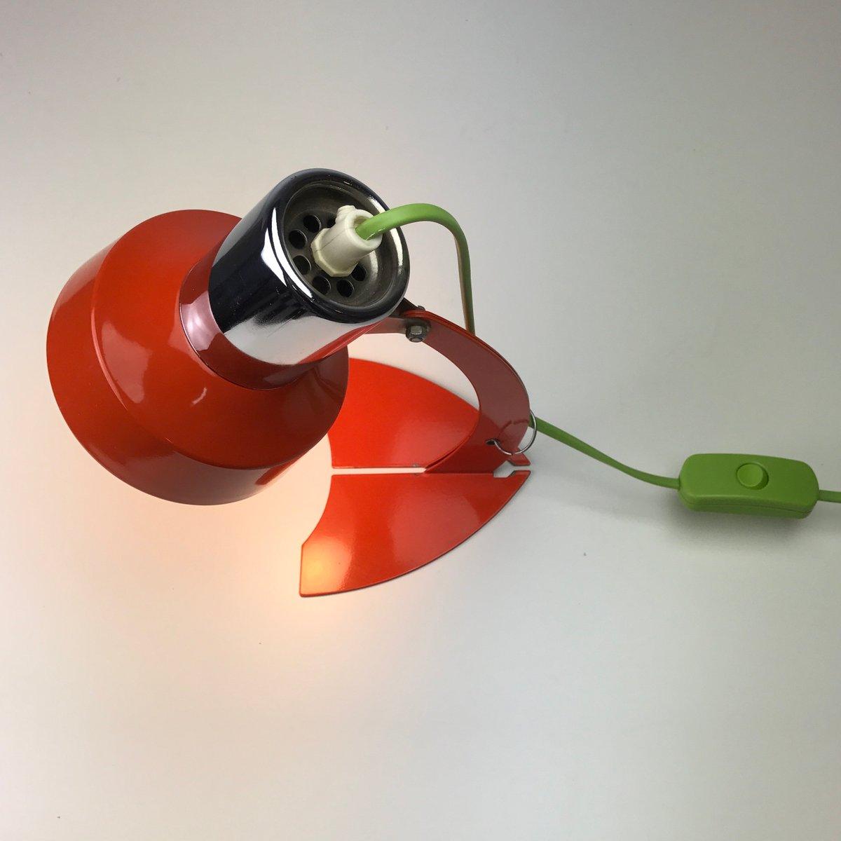 daffy tischlampe von hustadt leuchten 1960er bei pamono kaufen. Black Bedroom Furniture Sets. Home Design Ideas