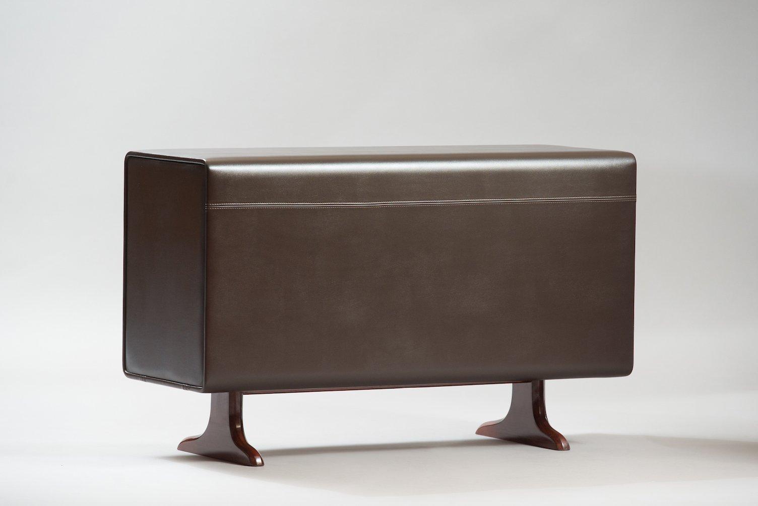 d nisches vintage b ro sideboard bei pamono kaufen. Black Bedroom Furniture Sets. Home Design Ideas