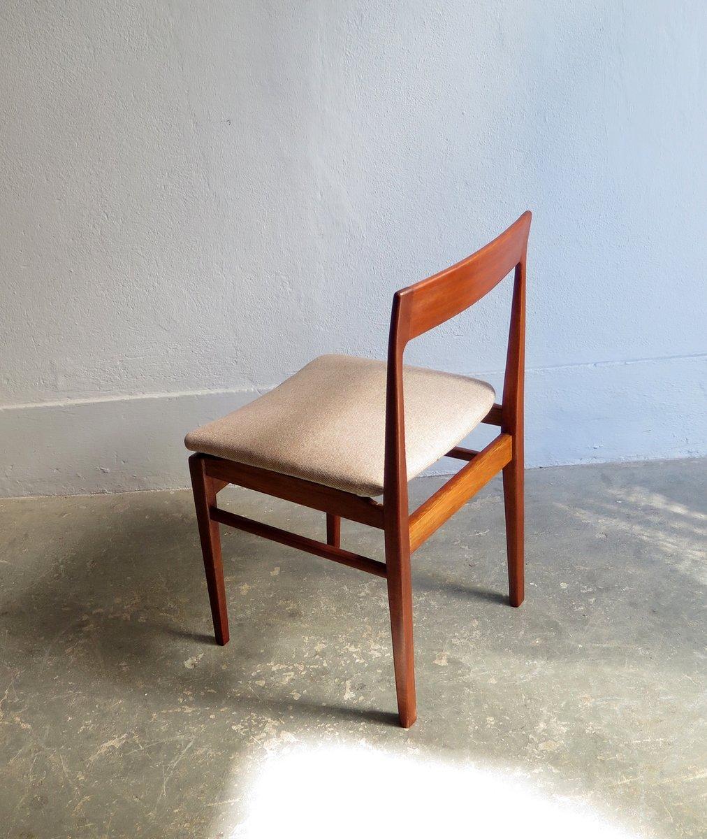 vintage mahagoni stuhl bei pamono kaufen. Black Bedroom Furniture Sets. Home Design Ideas