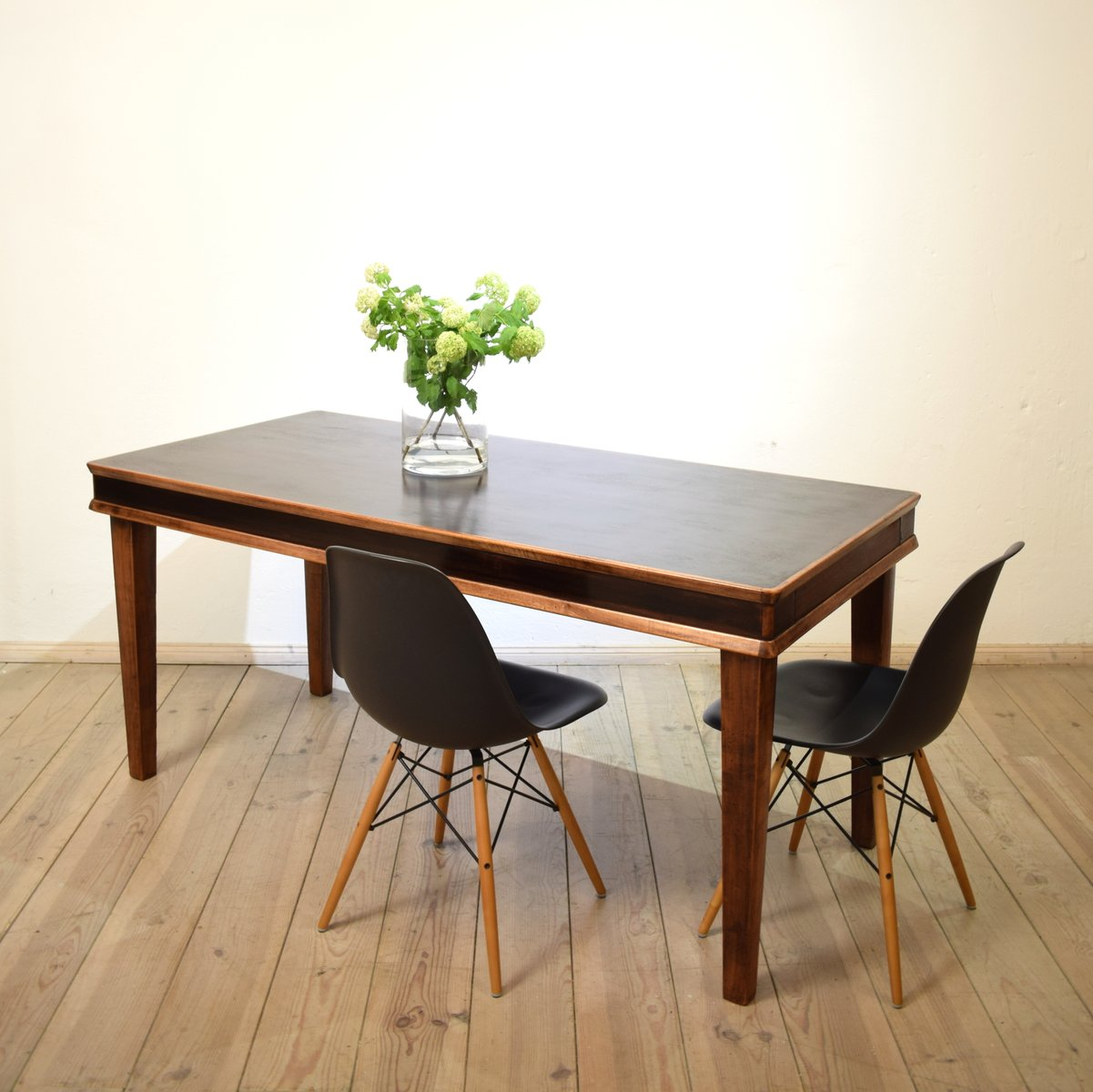 Italian rosewood dining table 1930s for sale at pamono for Italian dining table