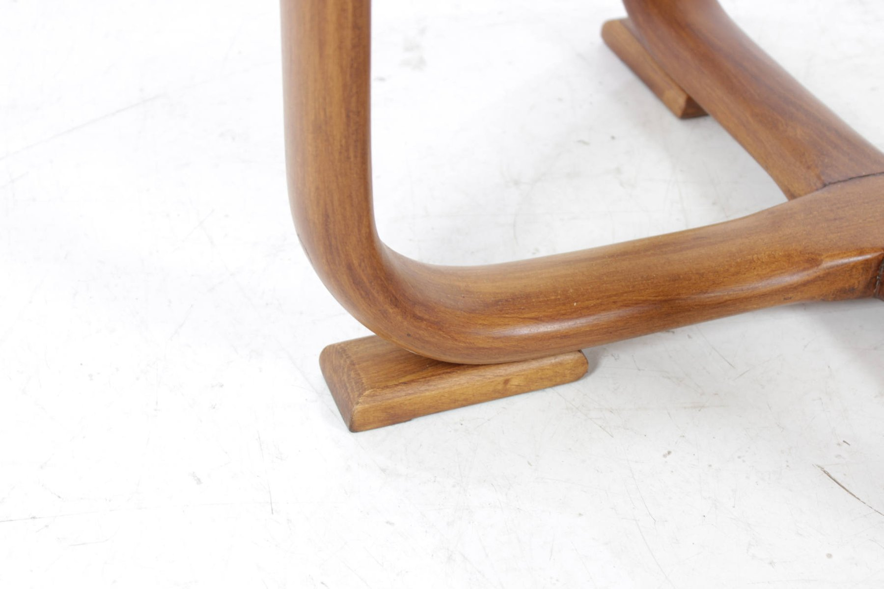 Beech Coffee Table Art Deco Beech Bentwood Coffee Table 1940s For Sale At Pamono