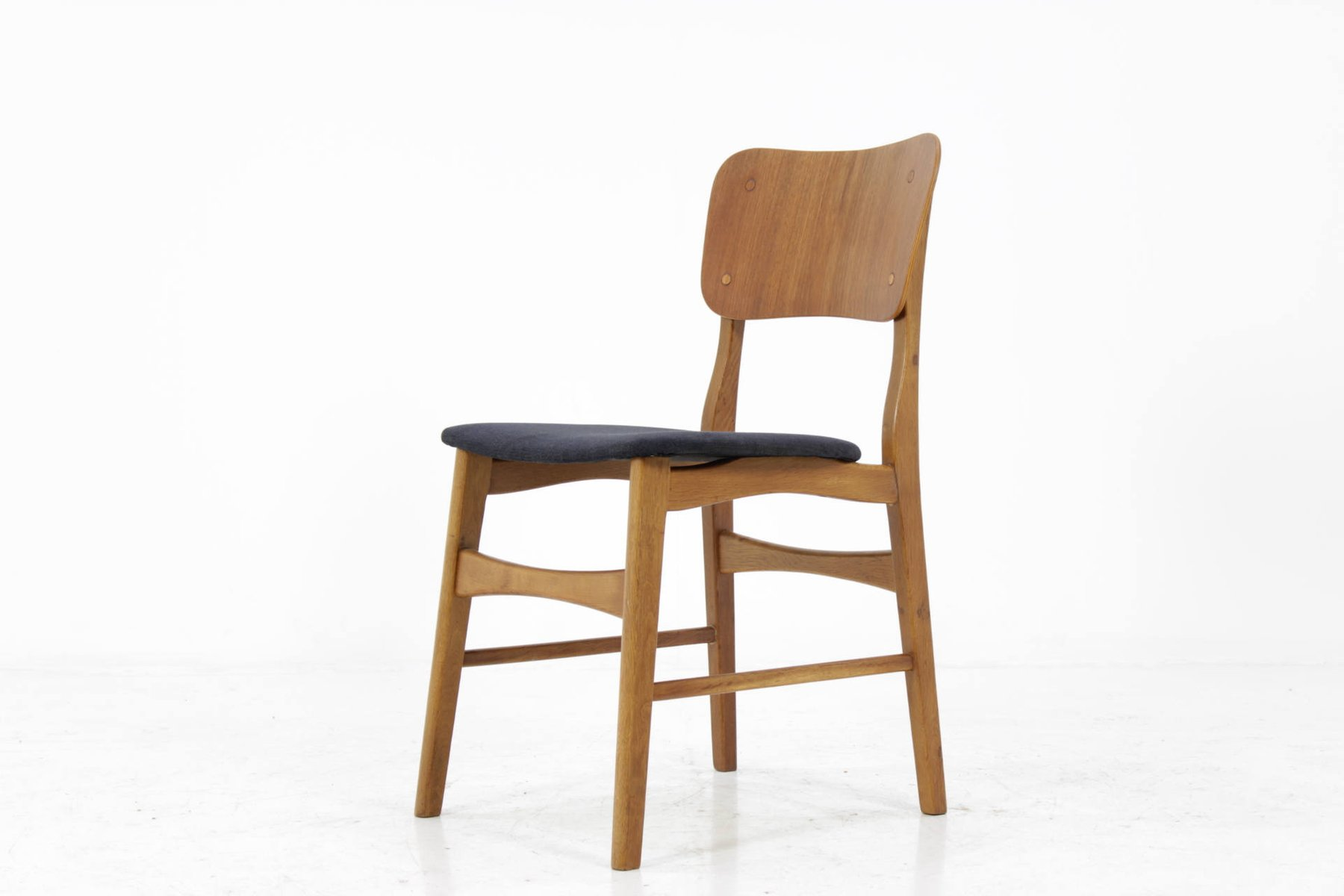 Danish Teak Dining Chairs 1960s Set Of 4 For Sale At Pamono