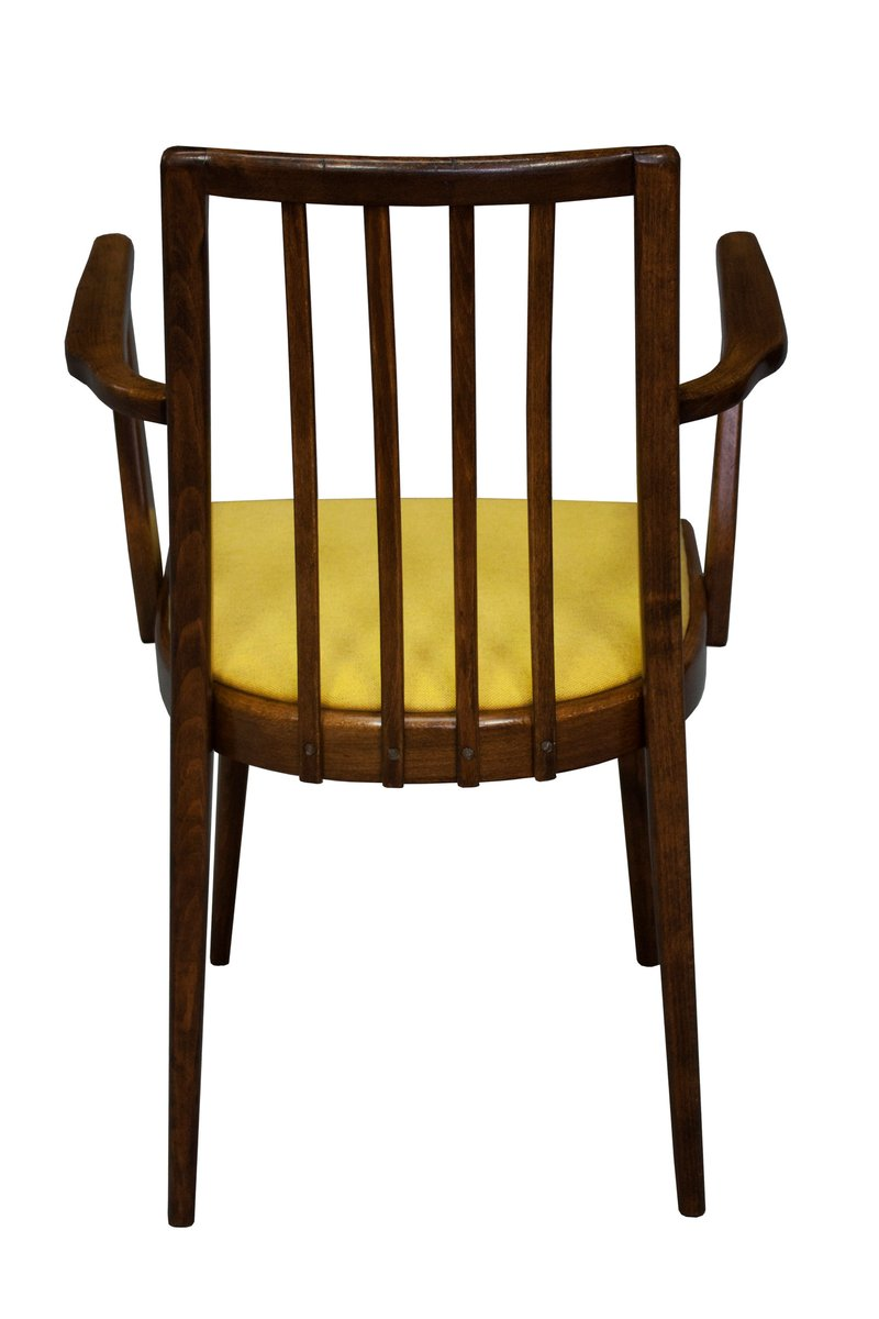 Dining Chair Price Mid Century Dining Chair With Mustard Cushion By Jiri Jiroutek For