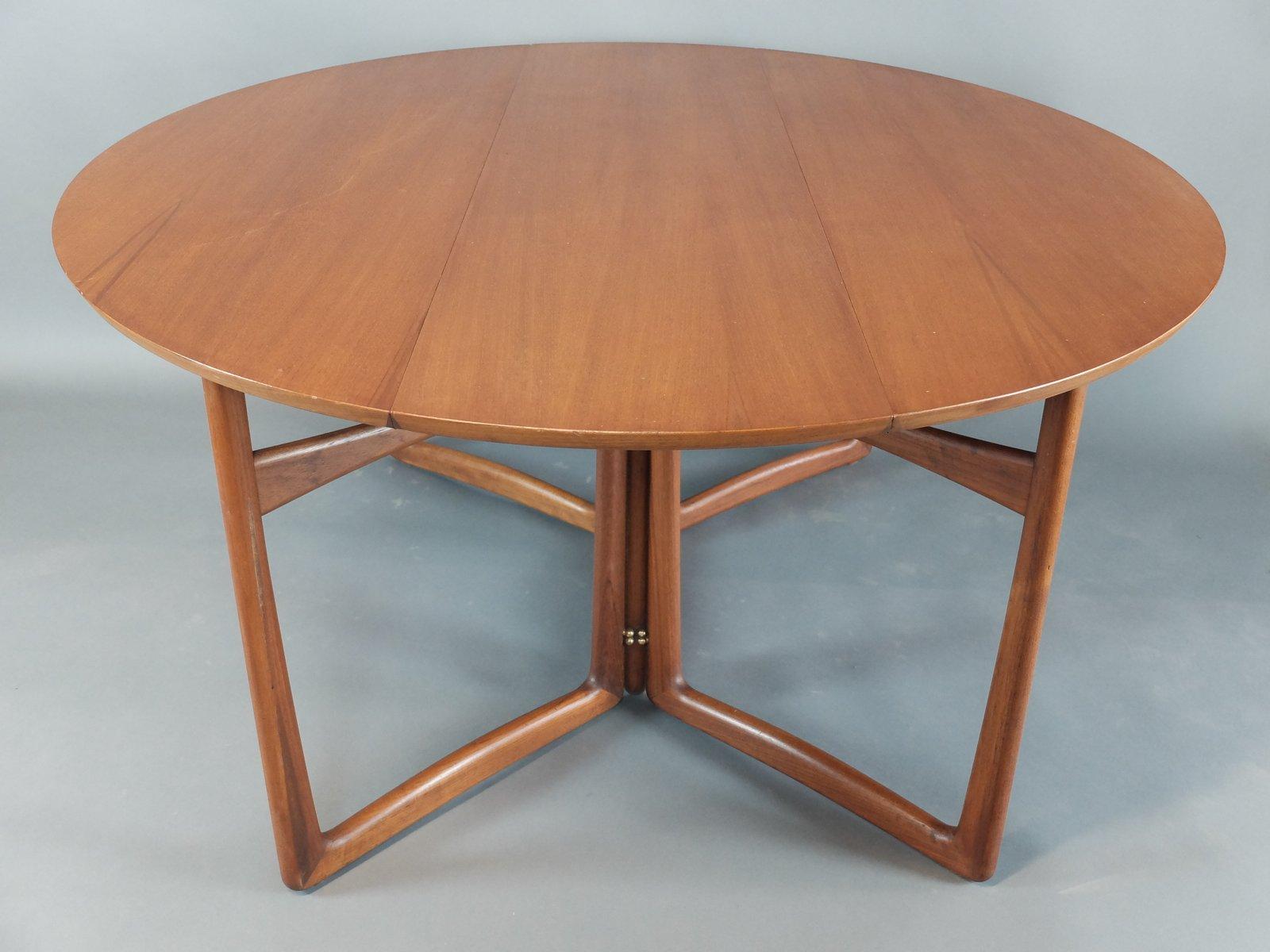 Mid century dining table - Mid Century Dining Table By Peter Hvidt Orla M Lgaard Nielsen For France S N