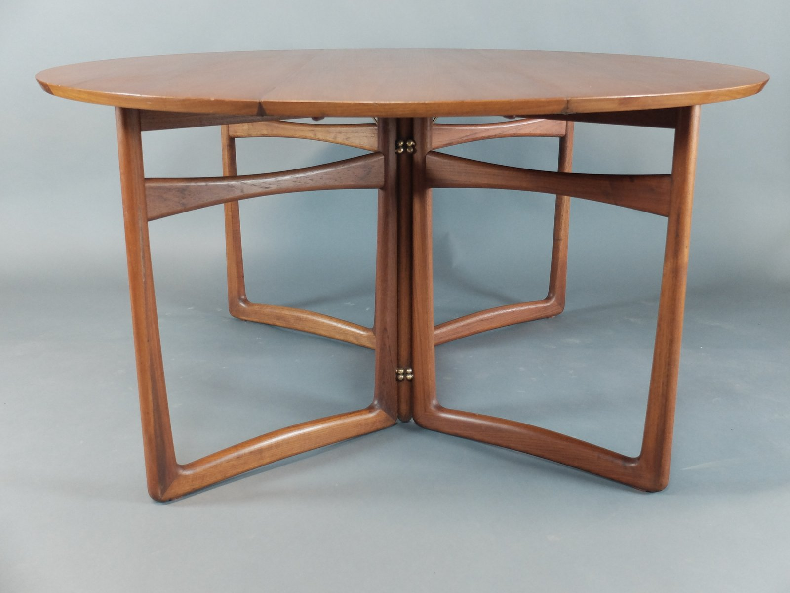 Mid century dining table - Mid Century Dining Table By Peter Hvidt Orla M Lgaard Nielsen For France S N