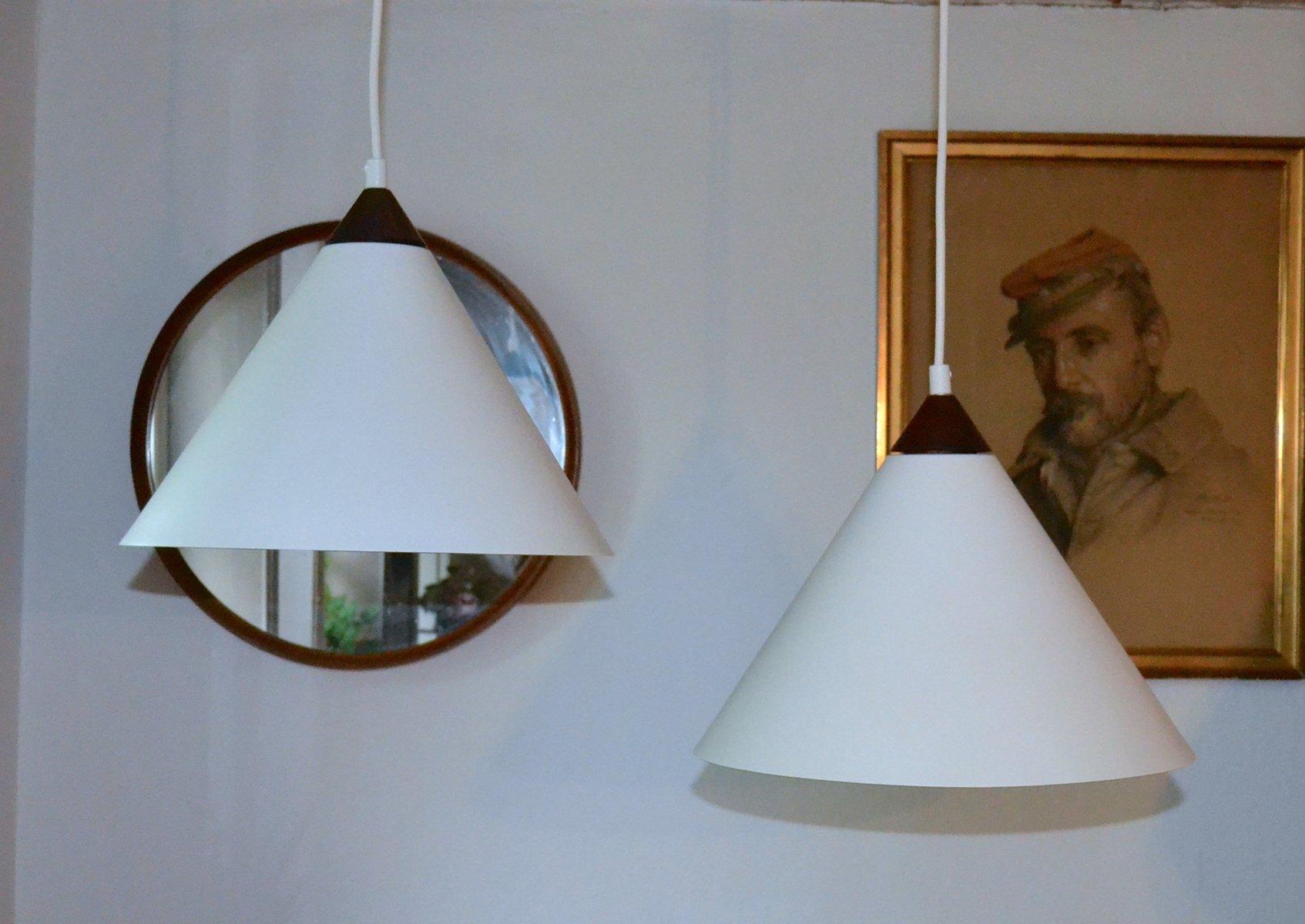 model 580 pendants by uno & Östen kristiansson for luxus, set of 2 ... - Luxus Raumausstattung Shop