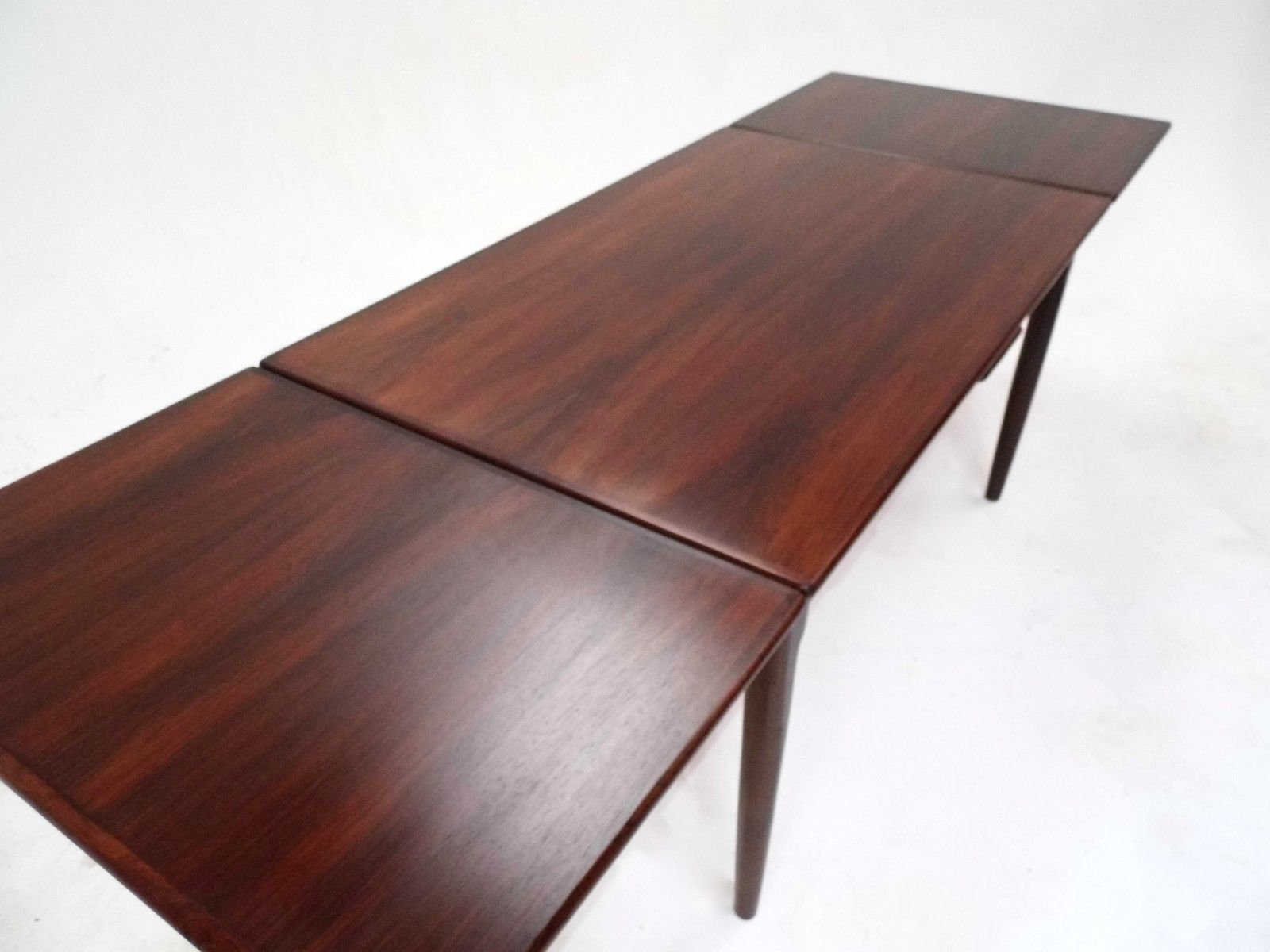 Mid Century Danish Rosewood Extendable Dining Table 1960s  : mid century danish rosewood extendable dining table 1960s 11 from www.pamono.com size 1600 x 1200 jpeg 133kB