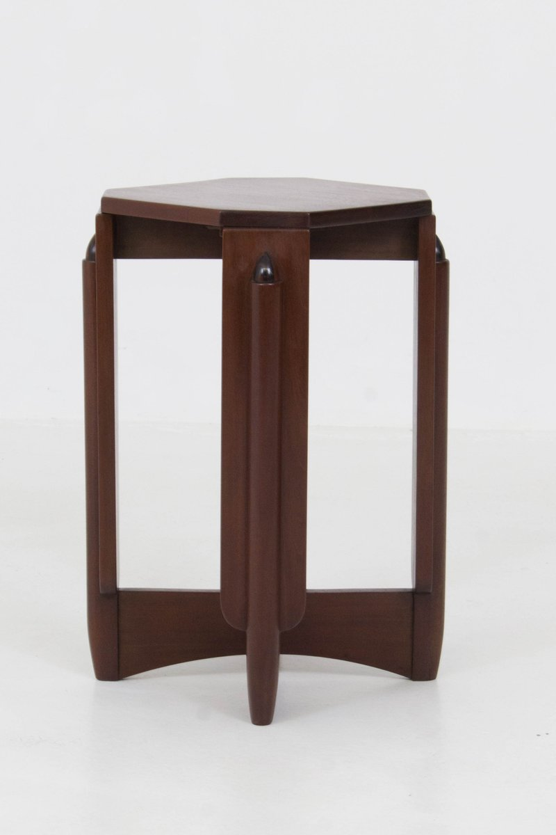Art deco amsterdam school occasional table 1920s for sale for Occasional table manufacturers