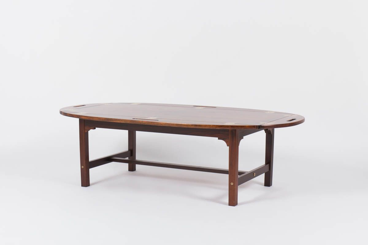 Coffee Table By Svend Langkilde For Illums Bolighus 1950s For Sale At Pamono