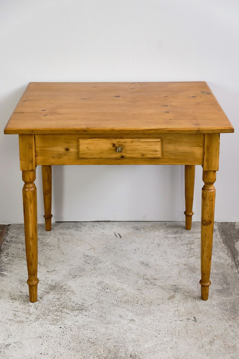 antique small kitchen table for sale at pamono. Black Bedroom Furniture Sets. Home Design Ideas