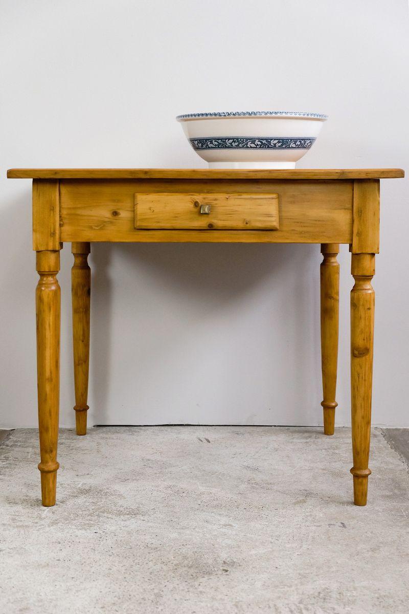 small kitchen table vintage gotken
