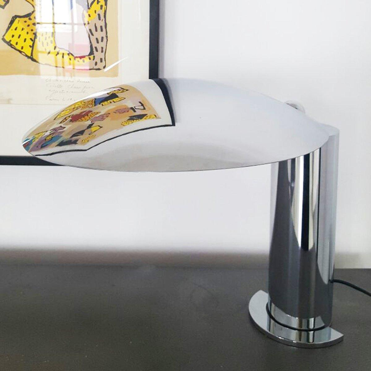 lampe de bureau vintage washington par jean michel wilmotte pour lumen center en vente sur pamono. Black Bedroom Furniture Sets. Home Design Ideas