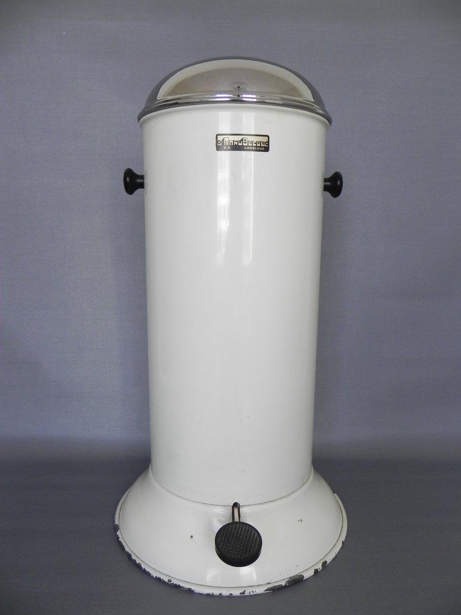 Vintage Pedal Bin From Manubelge For Sale At Pamono