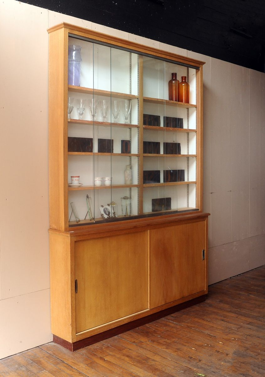 Vintage Wall Unit For Sale At Pamono
