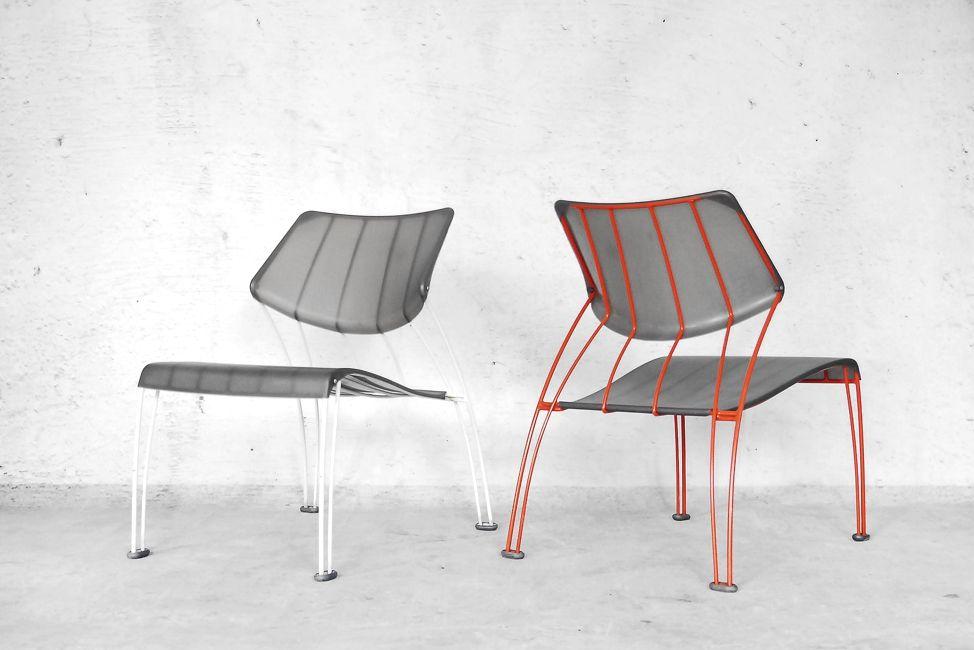 chaises vintage hasslo par monika mulder pour ikea set de with ikea chaises pliantes et empilables. Black Bedroom Furniture Sets. Home Design Ideas