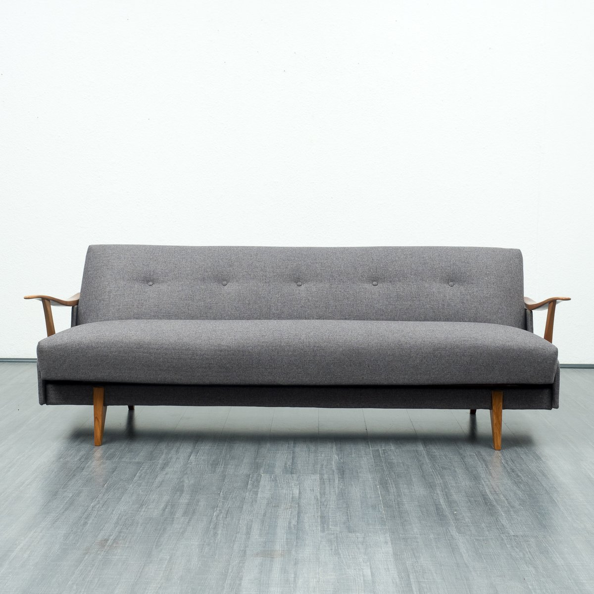 Streamlined sofa bed 1950s for sale at pamono for Sofa bed germany
