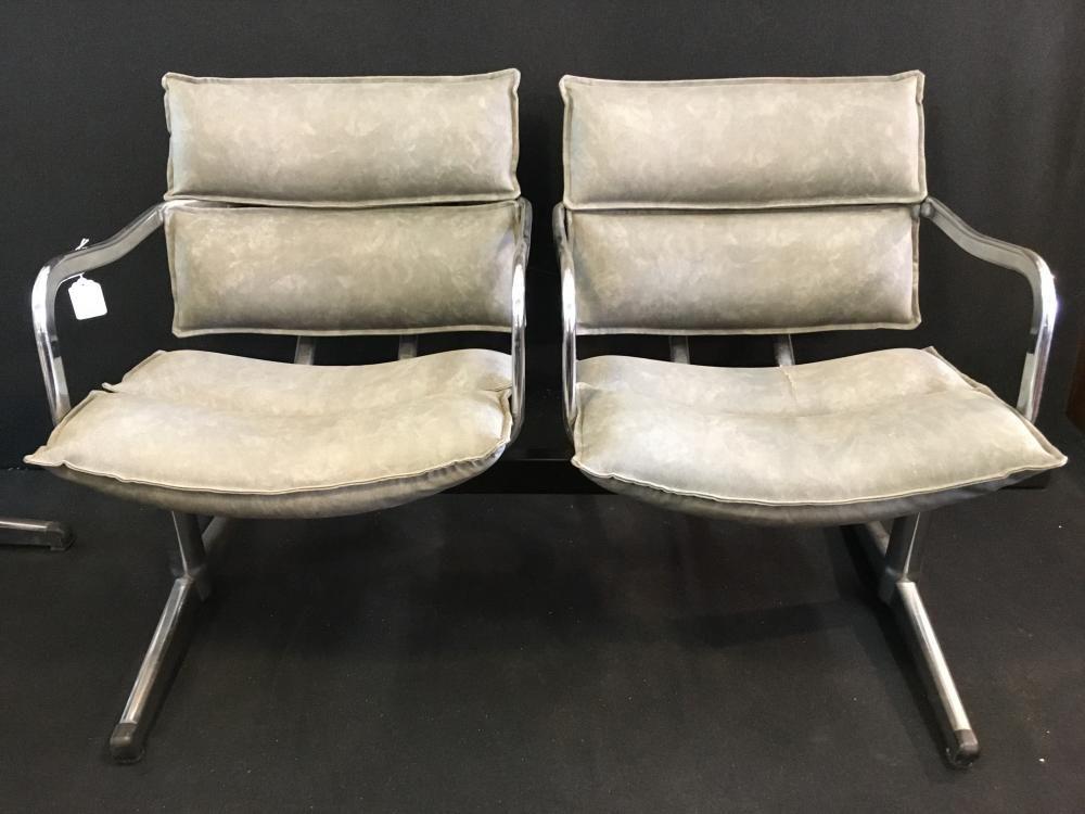 zwei sitzer sofa von gio ponti 1970er bei pamono kaufen. Black Bedroom Furniture Sets. Home Design Ideas