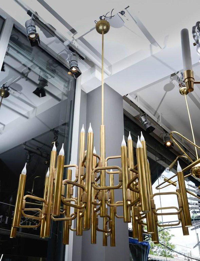 price per piece - Brass Chandelier