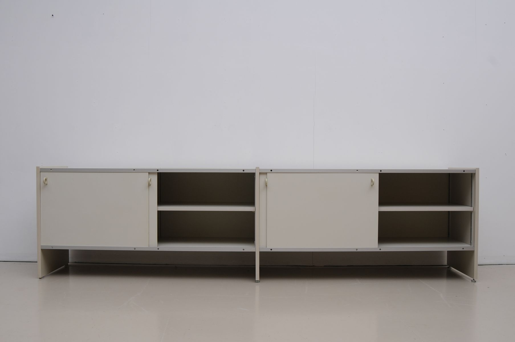 rz 57 sideboard by dieter rams for otto zapf 1957 for. Black Bedroom Furniture Sets. Home Design Ideas