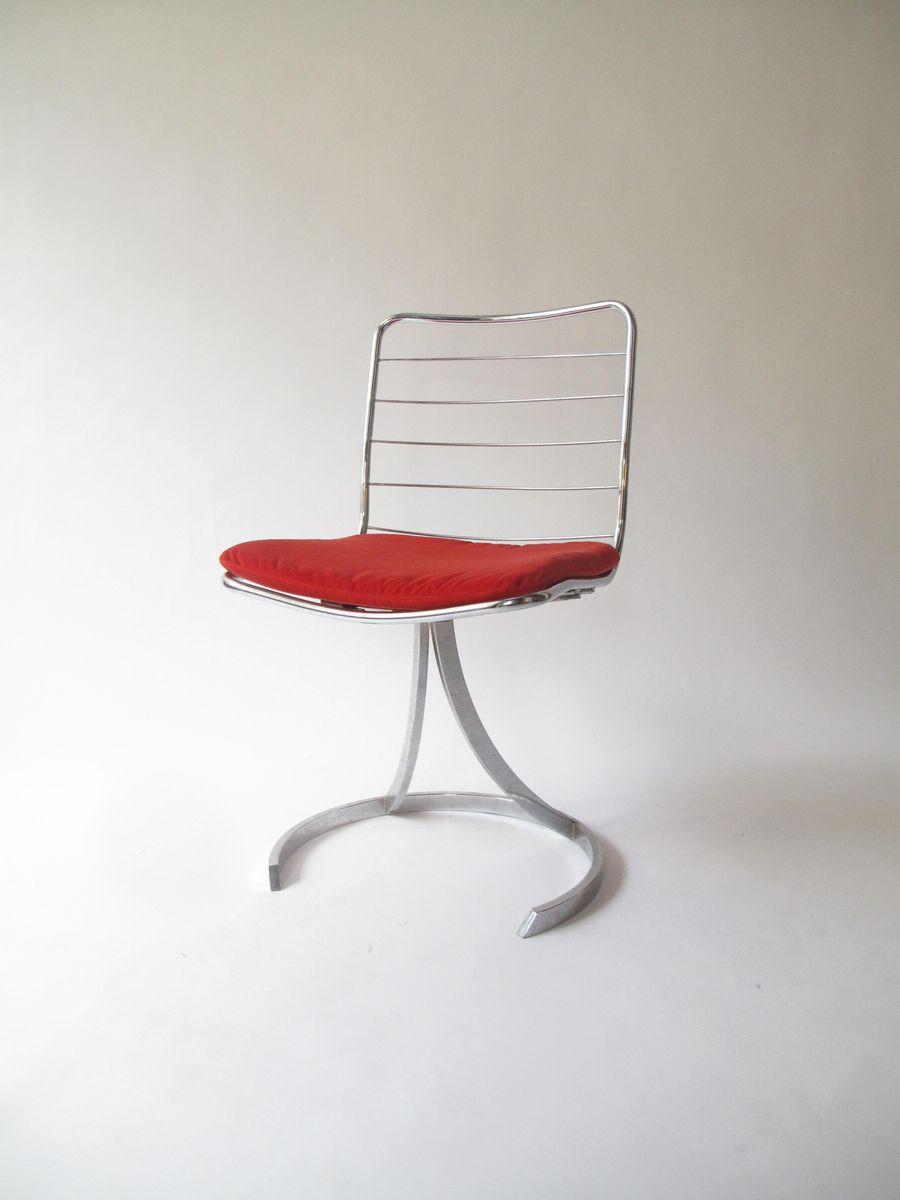 vintage st hle von boris tabacoff 4er set bei pamono kaufen. Black Bedroom Furniture Sets. Home Design Ideas
