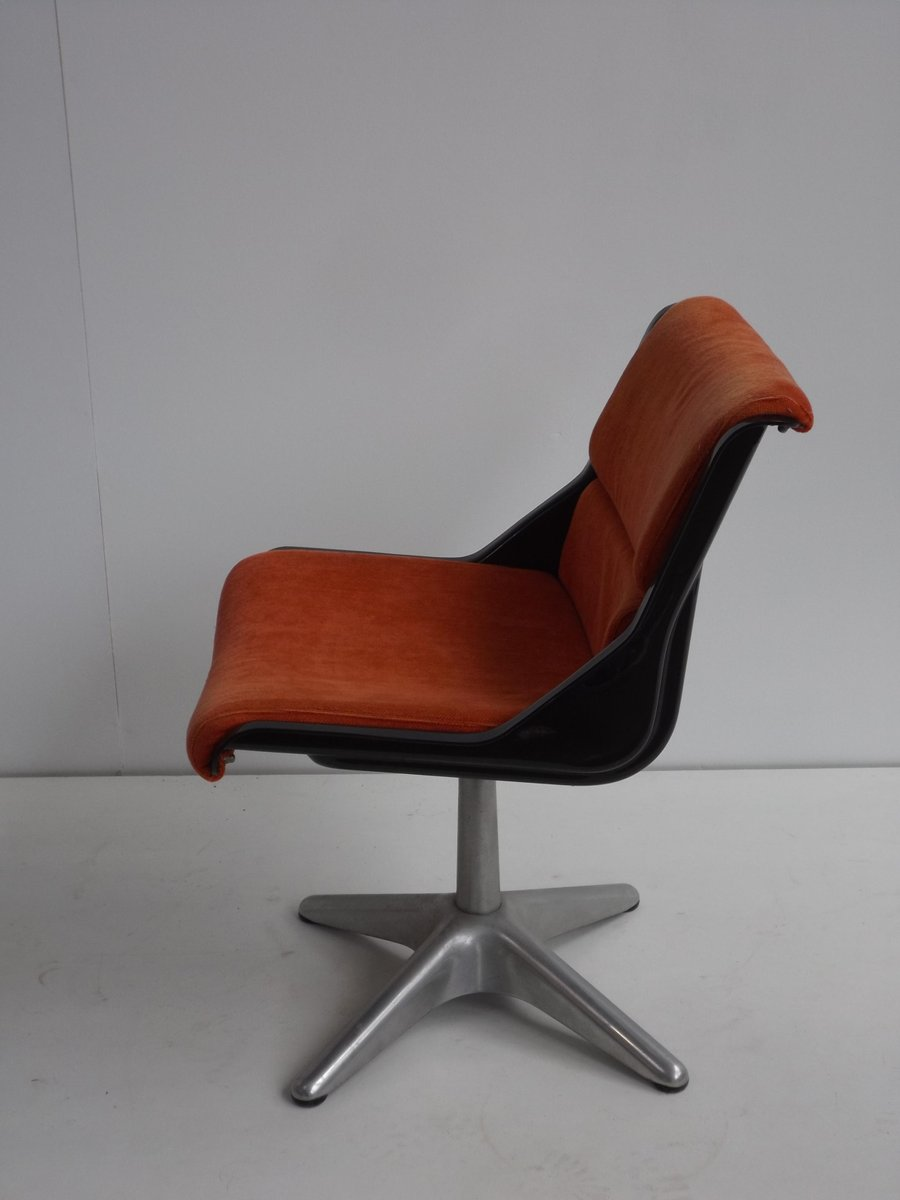 Vintage Desk Chair By Yrjo Kukkapuro For Haimi For Sale At
