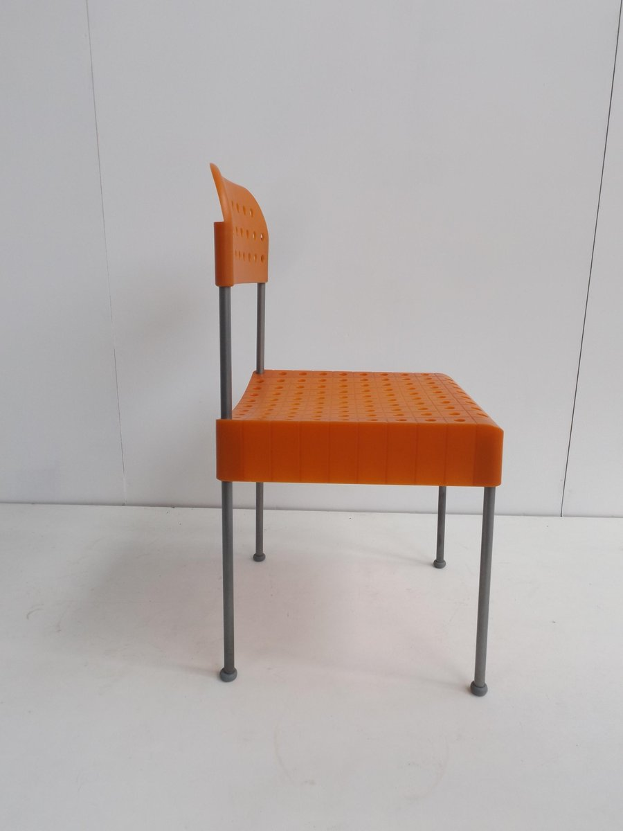 vintage box chair by enzo mari for sale at pamono. Black Bedroom Furniture Sets. Home Design Ideas
