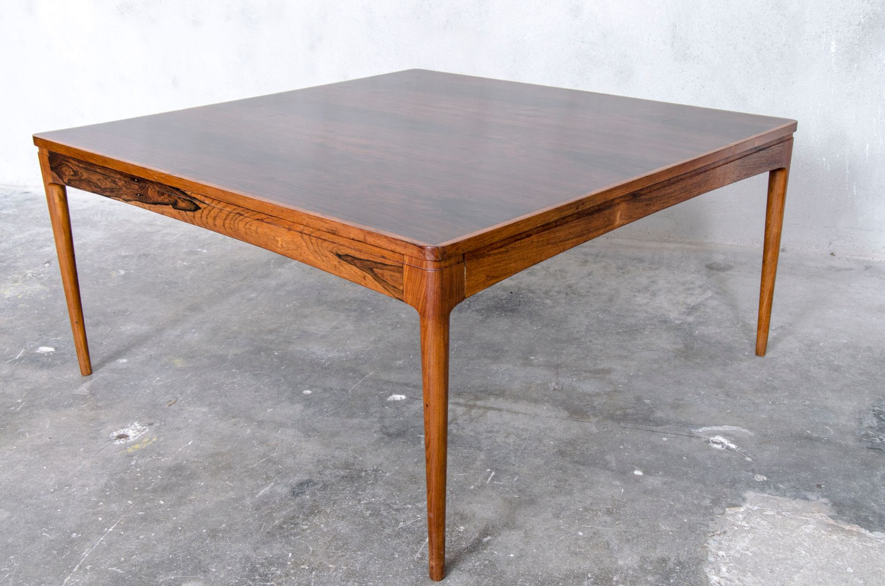 Coffee Table by Ole Wanscher for AJ Iversen 1950s for sale at Pamono
