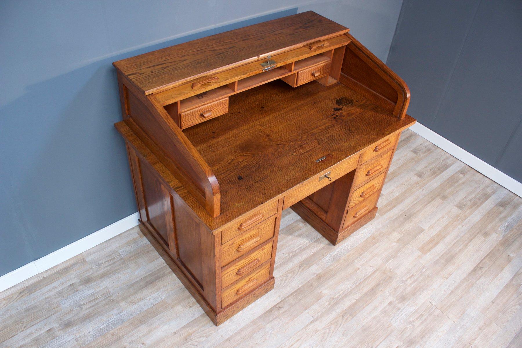 gro er bauhaus b roschreibtisch 1920er bei pamono kaufen. Black Bedroom Furniture Sets. Home Design Ideas