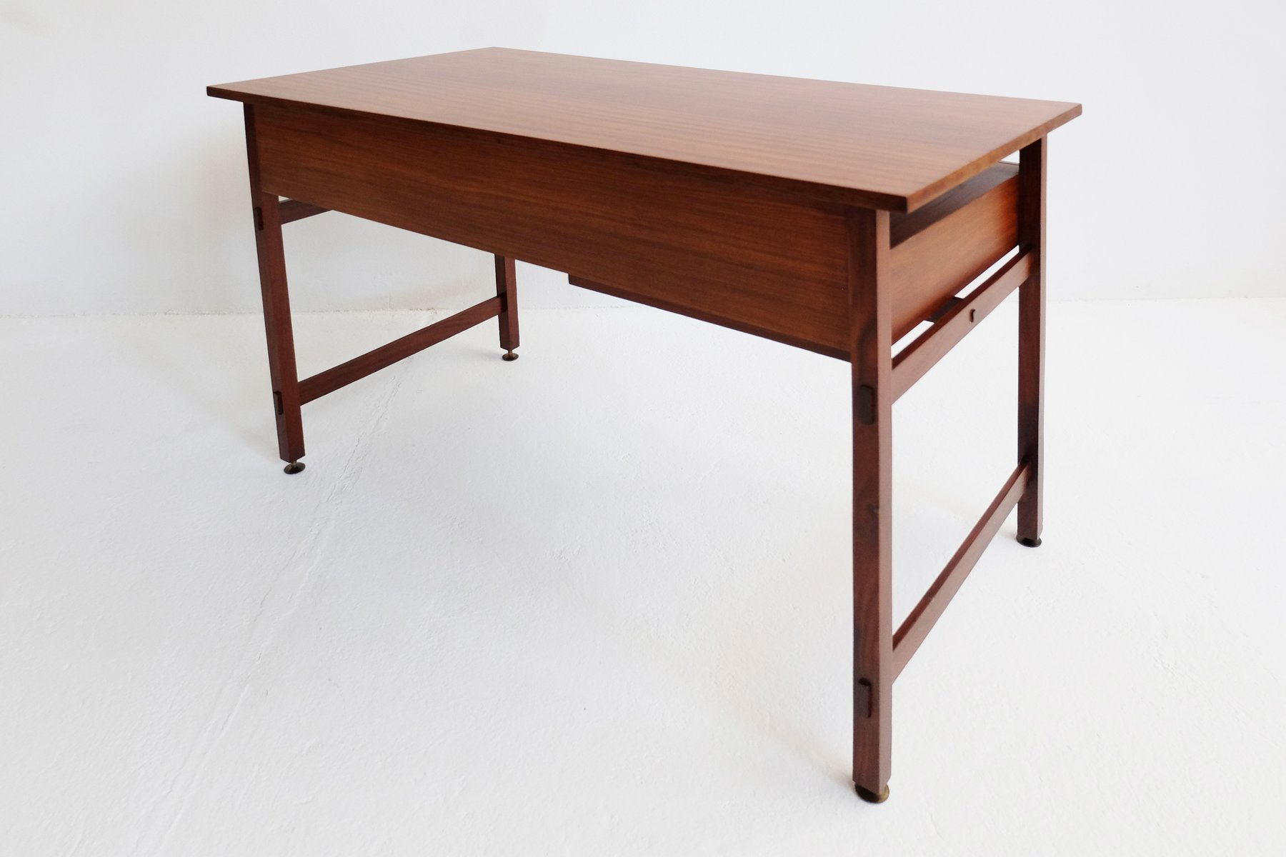 vintage small architectural desk for sale at pamono