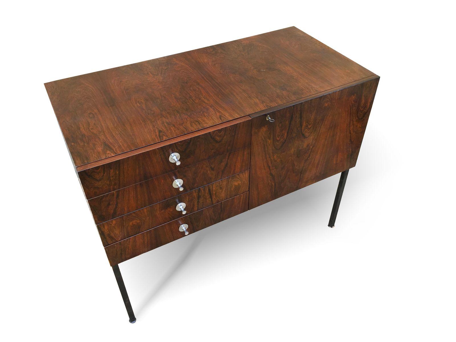 Vintage sideboard 800 by alain richard for meubles tv for for Mueble tv vintage