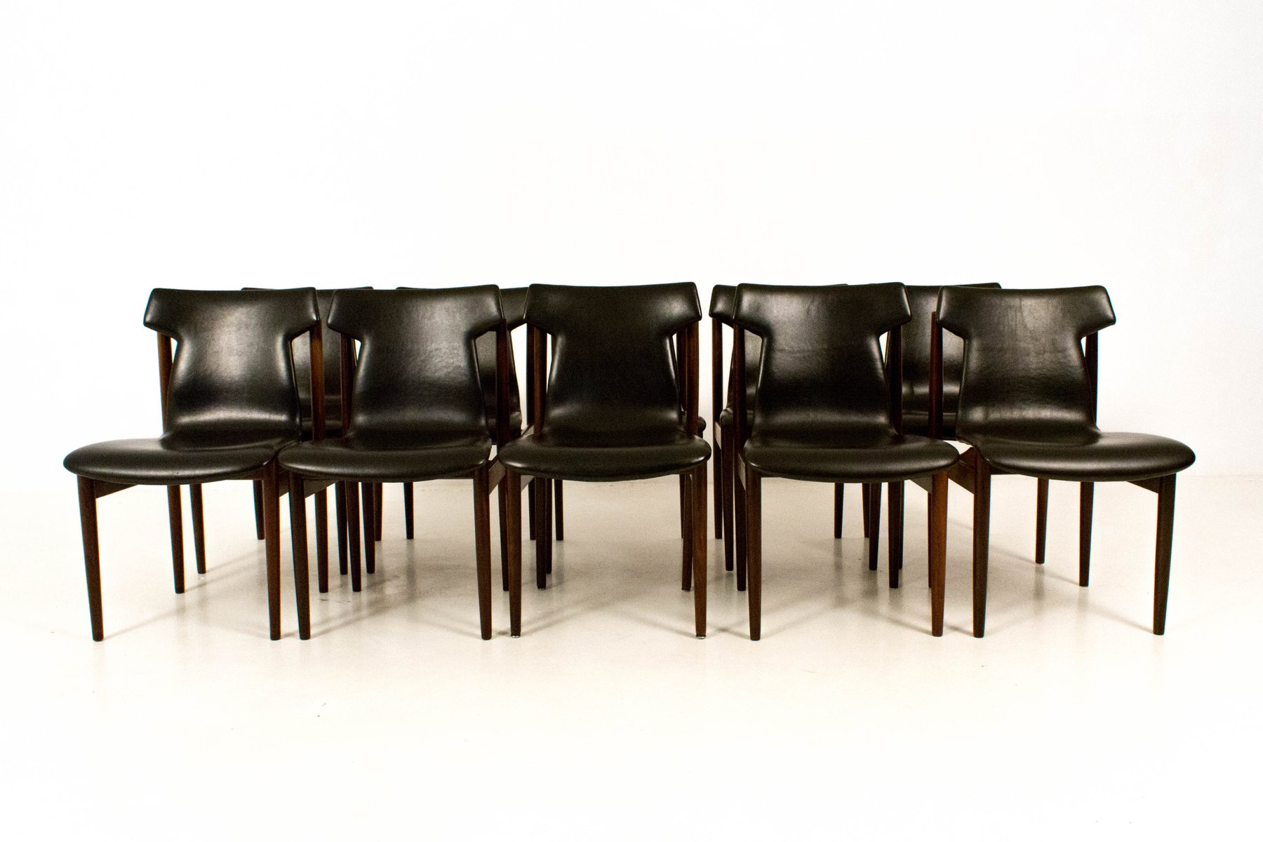 danish dining room set by niels otto m 248 ller for jl m 248 llers