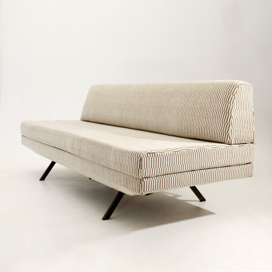 Mid century italian sofa bed from relaxy for sale at pamono for Sofa bed 4 in 1