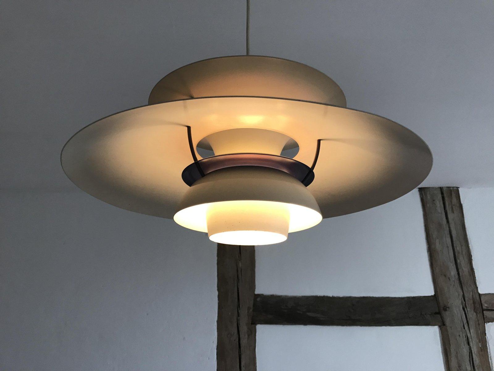 vintage ph5 pendant lamp by poul hennigsen for louis. Black Bedroom Furniture Sets. Home Design Ideas