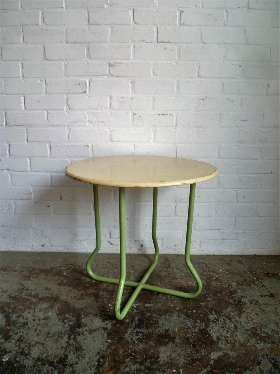 vintage beistelltisch 1960er bei pamono kaufen. Black Bedroom Furniture Sets. Home Design Ideas