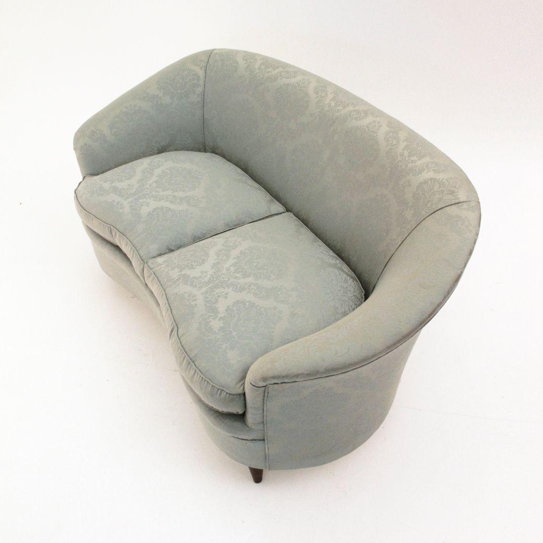 zweisitzer sofa 1940er bei pamono kaufen. Black Bedroom Furniture Sets. Home Design Ideas