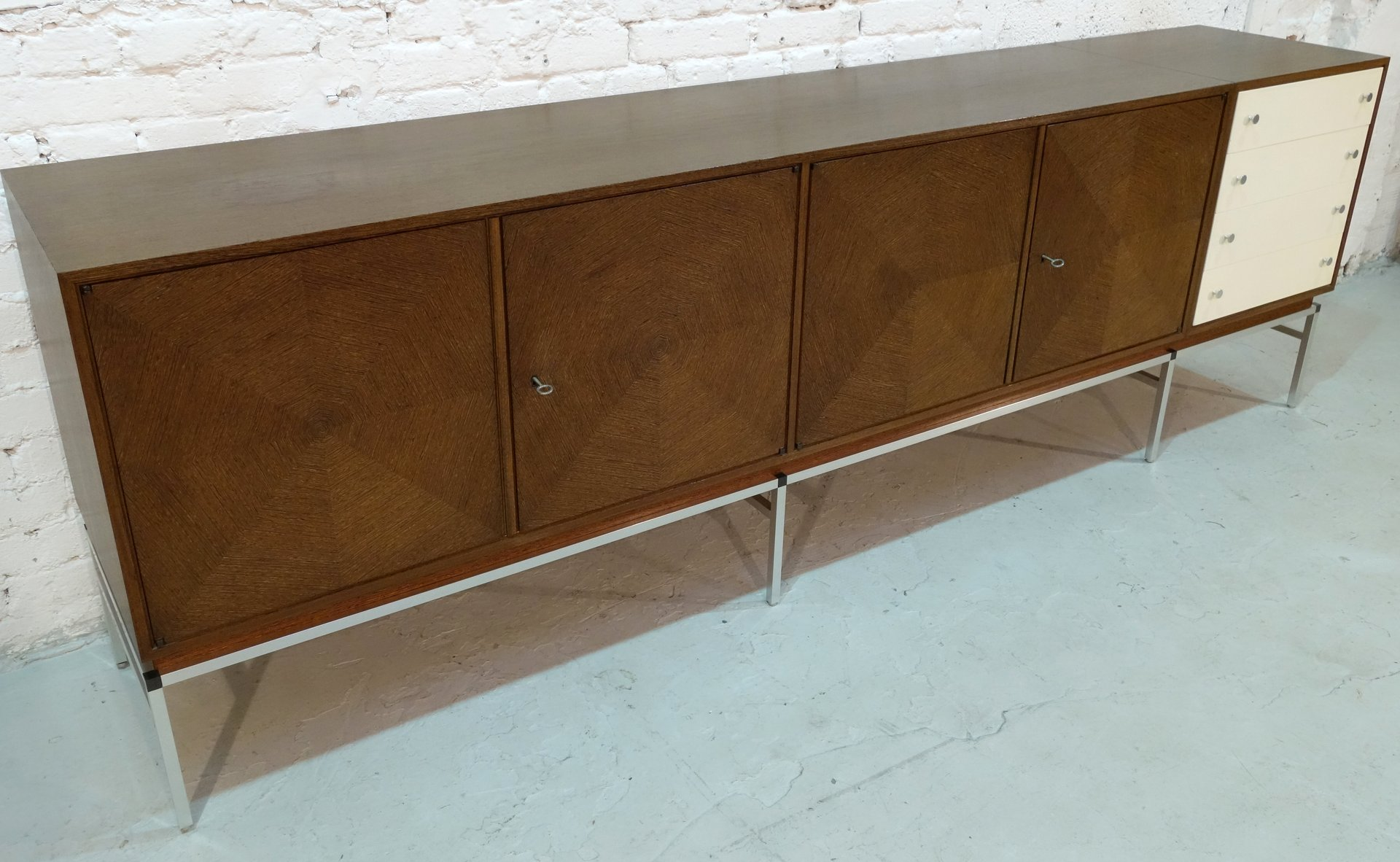 Wenge sideboard from w rner 1960s for sale at pamono - Sideboard wenge ...
