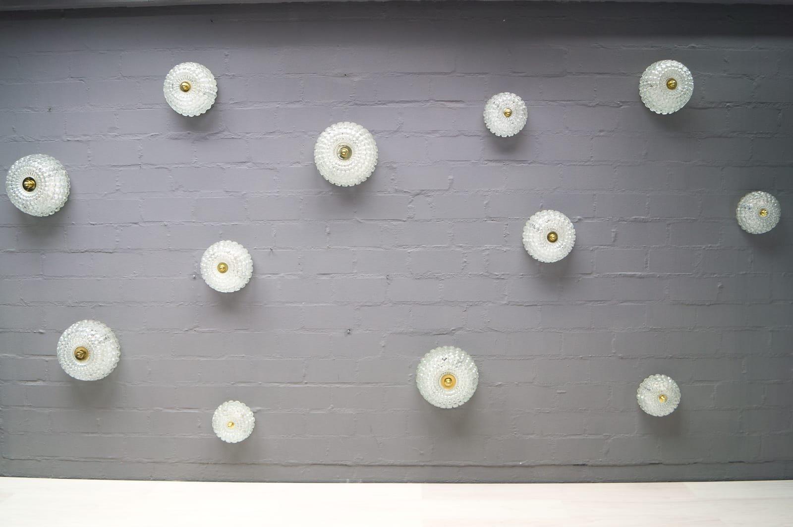 hollywood regency lampen von limburg 1960er 15er set bei. Black Bedroom Furniture Sets. Home Design Ideas