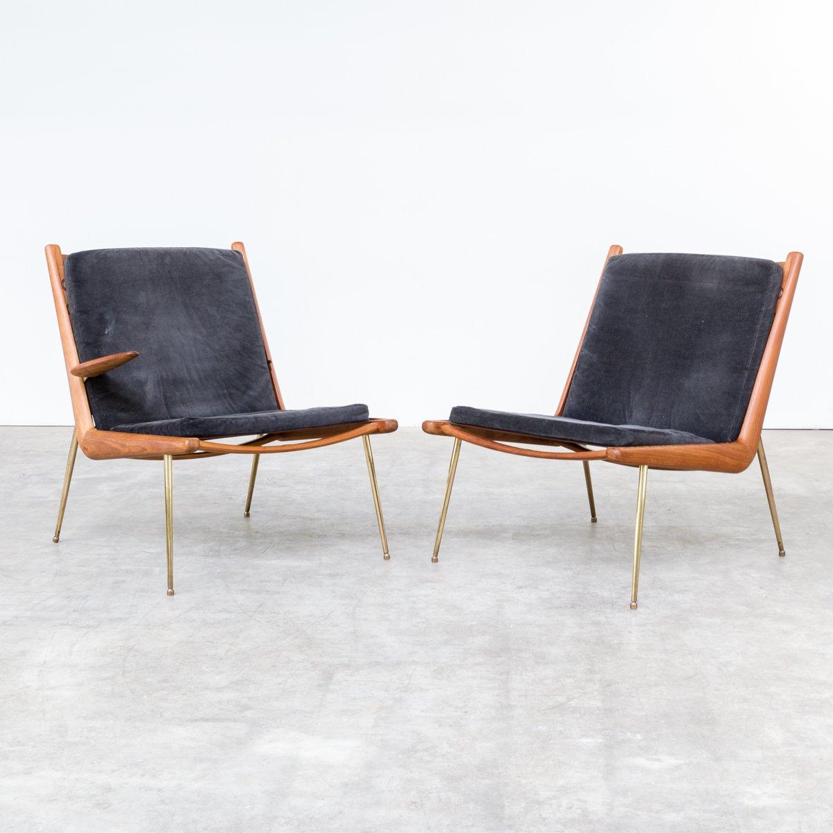 Boomerang Fd135 Chairs By Peter Hvidt Orla M Lgaard