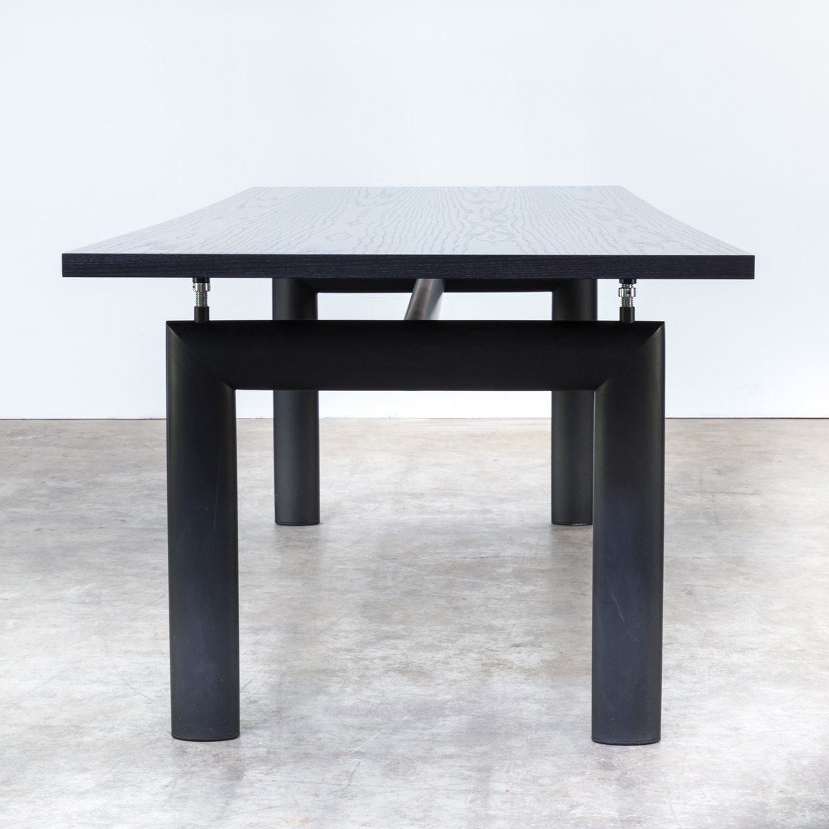 Lc6n Dining Table By Le Corbusier For Cassina 1980s For Sale At Pamono