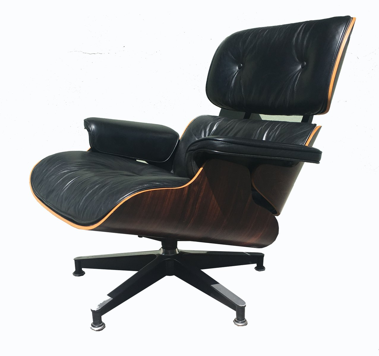 670 & 671 Lounge Chair & Ottoman by Charles and Ray Eames for Herman