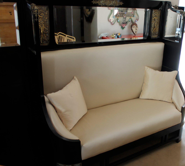 jugendstil sofa 1920er bei pamono kaufen. Black Bedroom Furniture Sets. Home Design Ideas