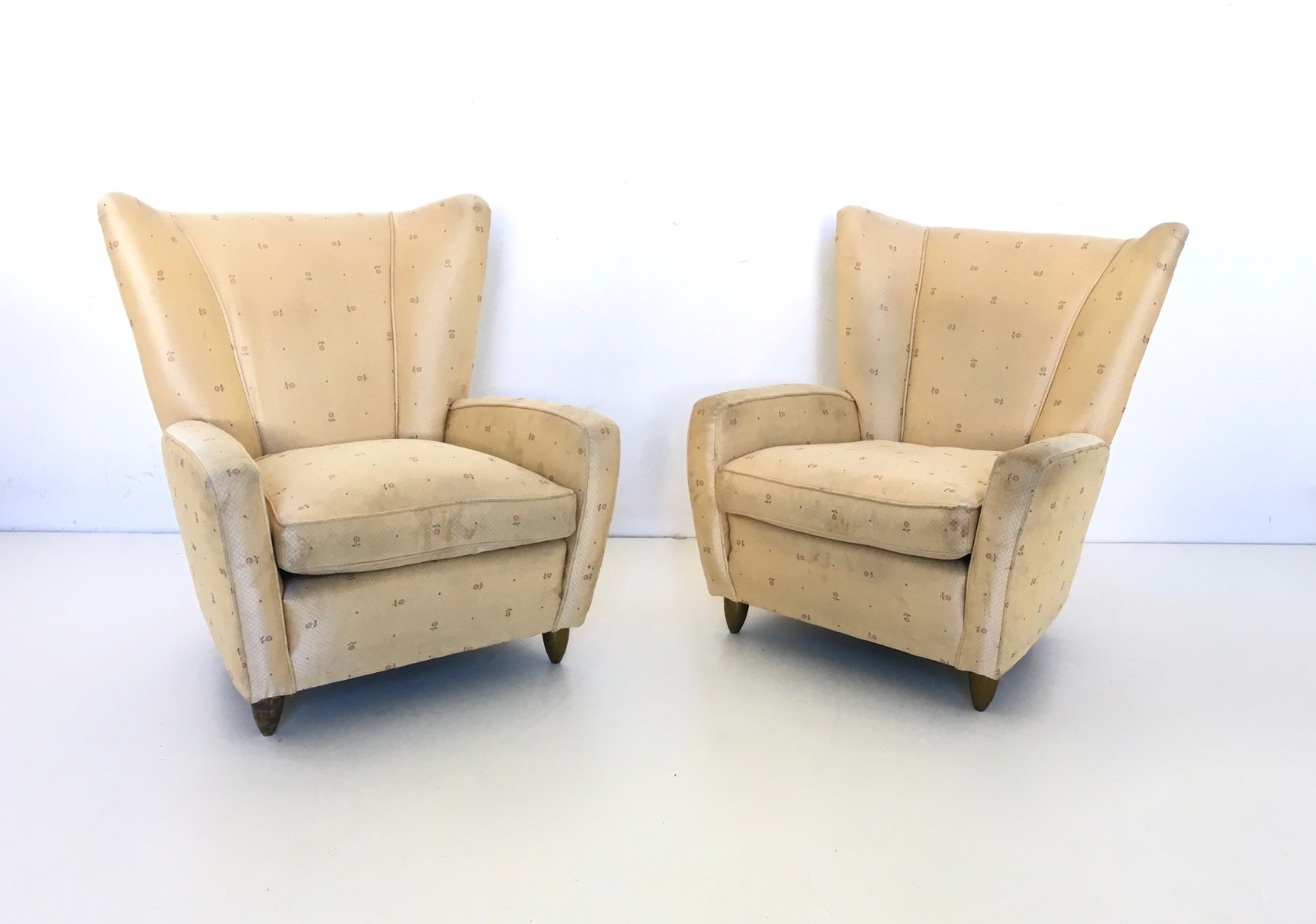Italian living room set by paolo buffa 1950s for sale at for Living room furniture sets uk