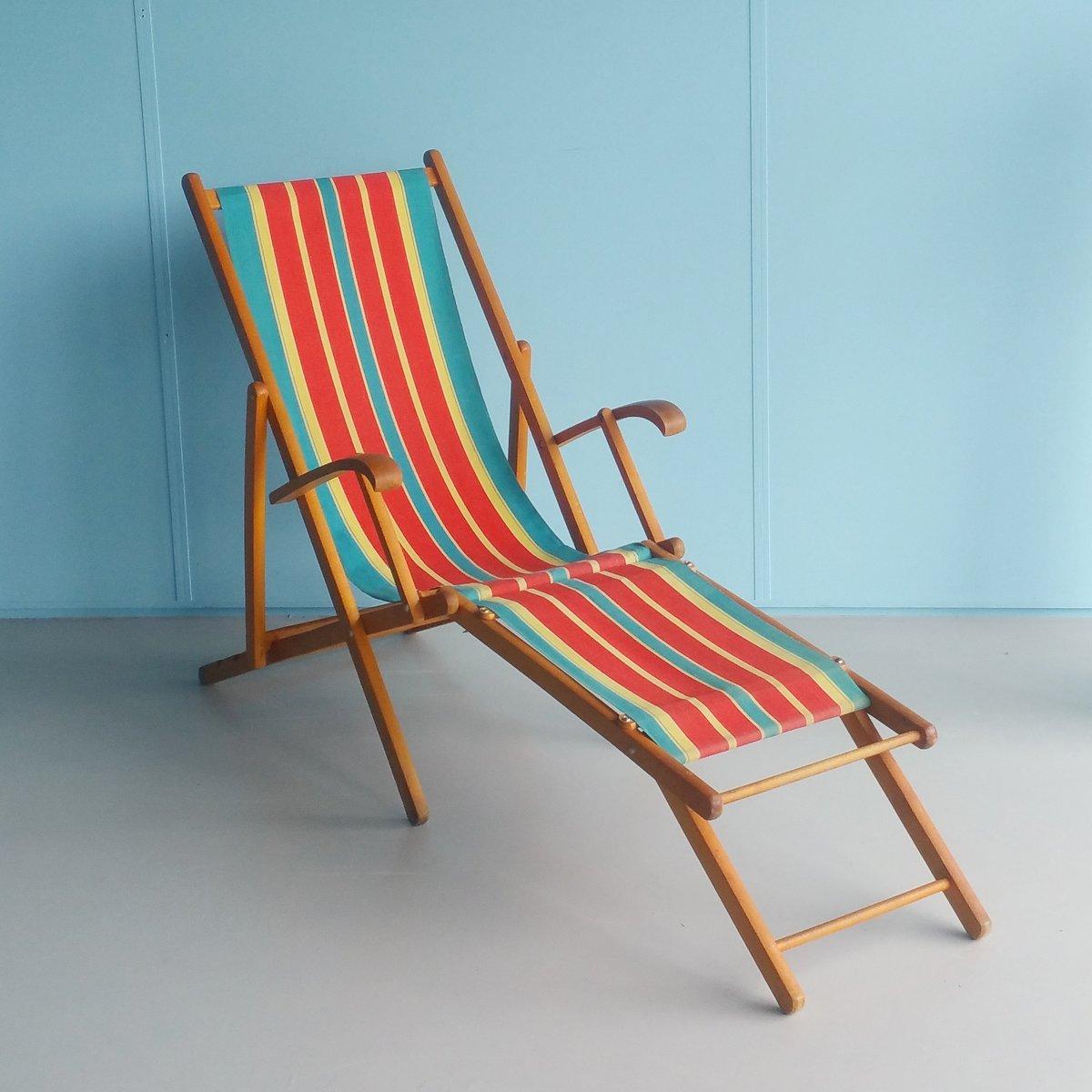 White wooden beach chair - White Wooden Beach Chair 42