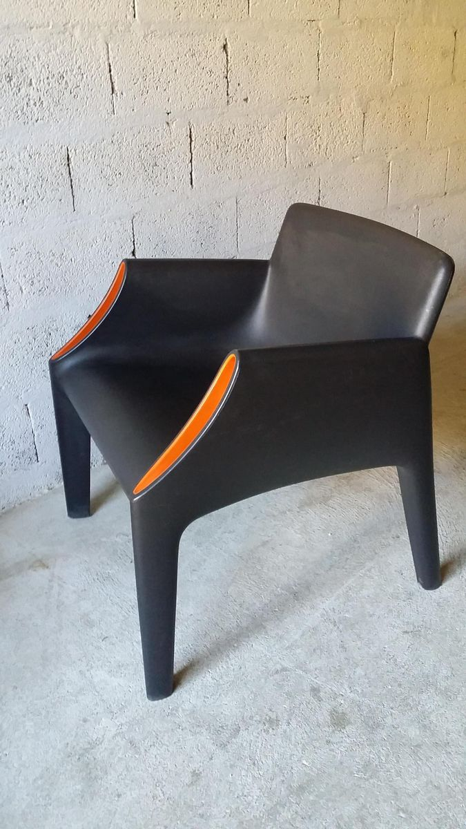 vintage magic hole armchairphilippe starck for kartell for