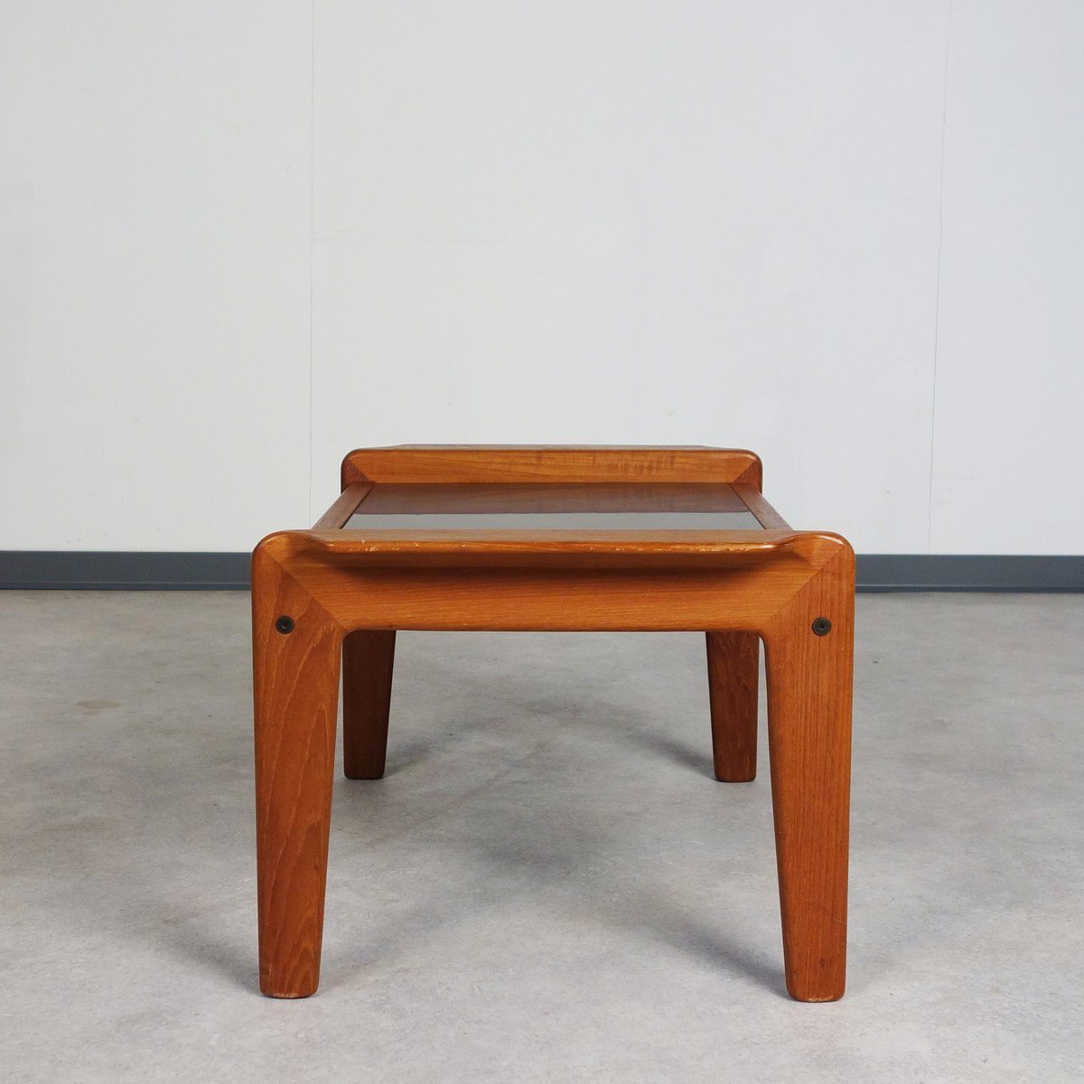 Vintage Small Coffee Table By Arne Wahl Iversen For Komfort For Sale At Pamono