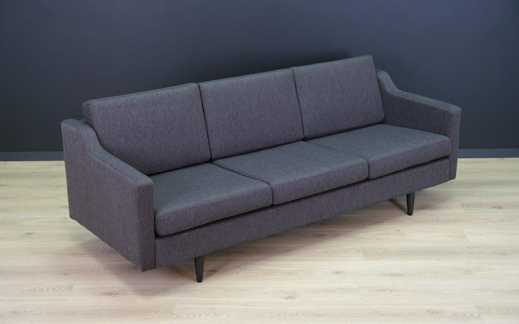 d nisches vintage sofa bei pamono kaufen. Black Bedroom Furniture Sets. Home Design Ideas