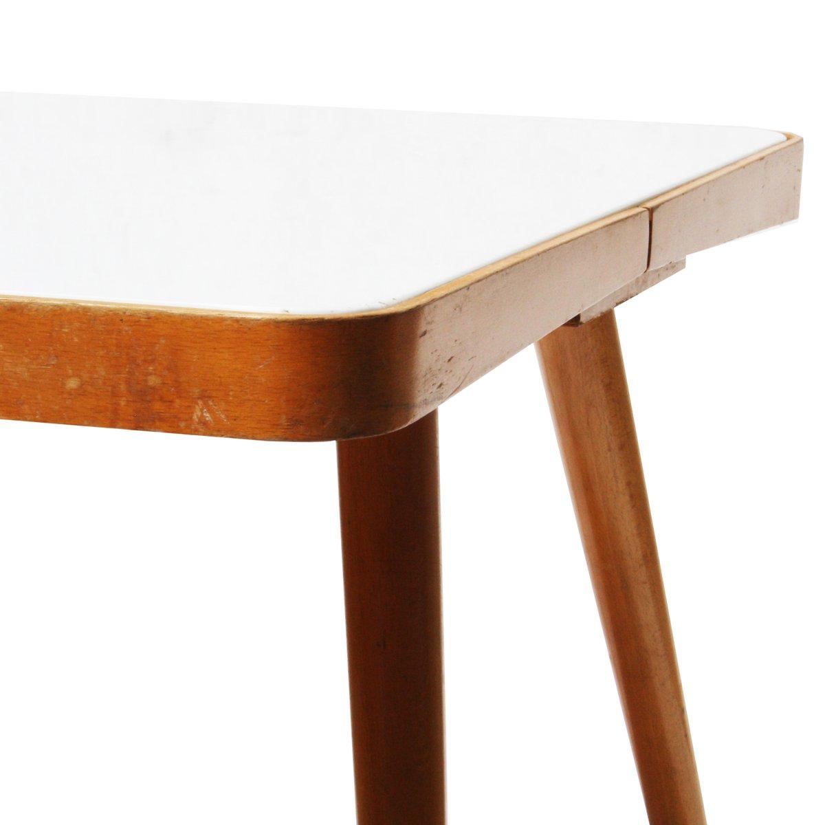Tavolino da caff cecoslovacchia anni 39 60 in vendita su for Tavolino anni 60 design