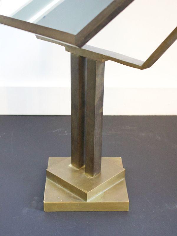 franz sischer vanity spiegel von maison siegel 1930er bei pamono kaufen. Black Bedroom Furniture Sets. Home Design Ideas