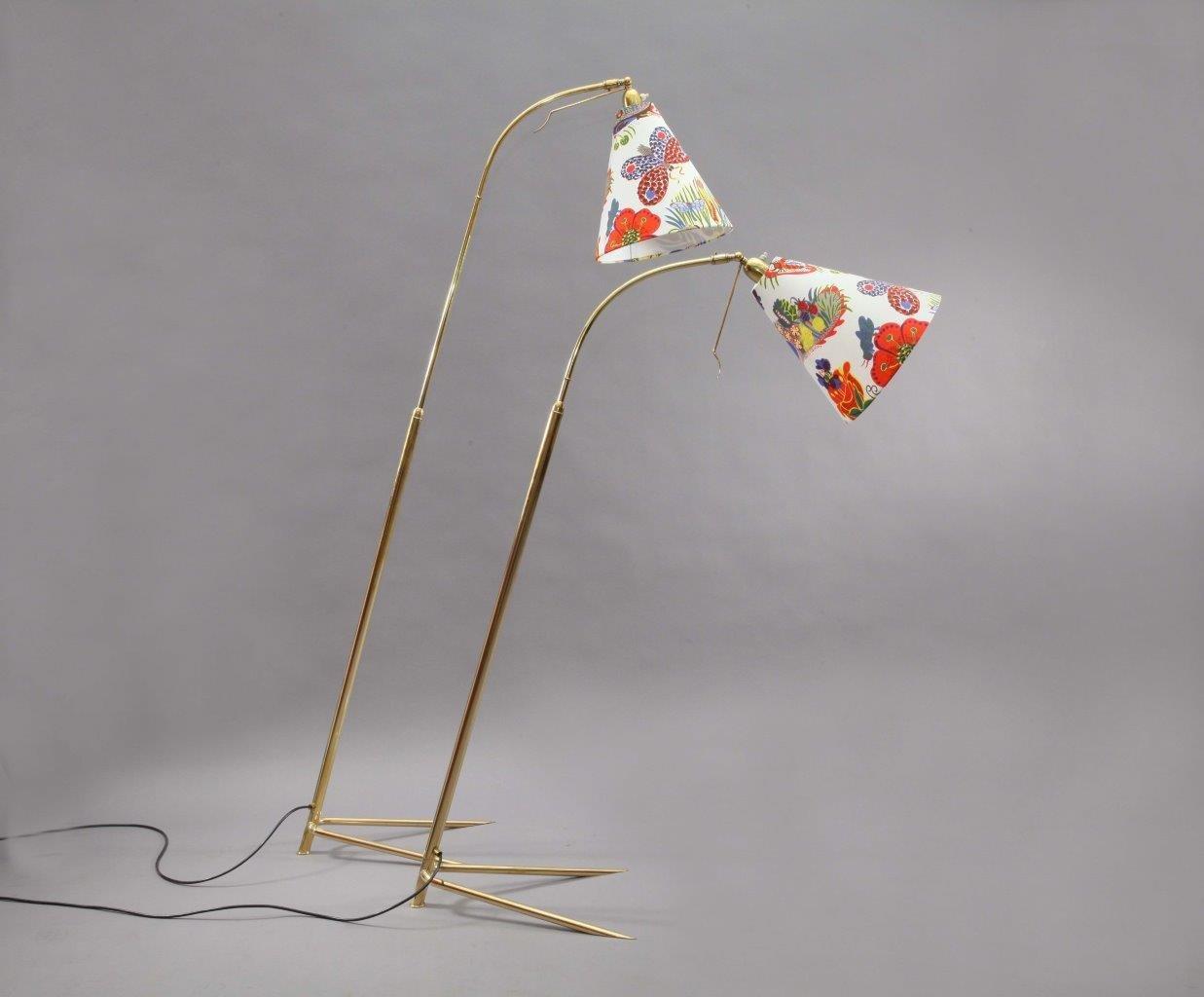 italienische stehlampe von arredoluce 1950 bei pamono kaufen. Black Bedroom Furniture Sets. Home Design Ideas