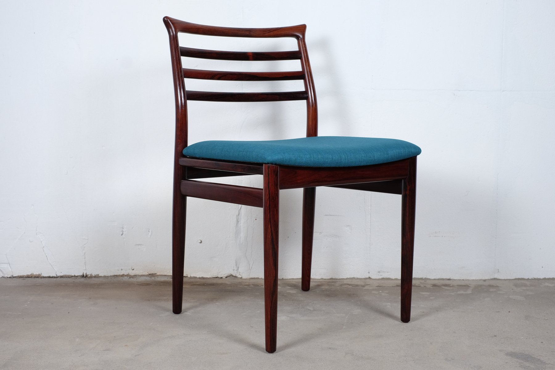 Mid Century Dining Chairs By Erling Torvits For Sor